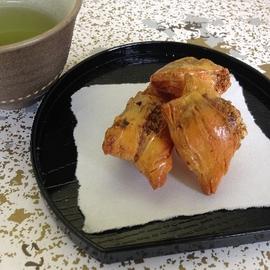 ふくれ焼き餅
