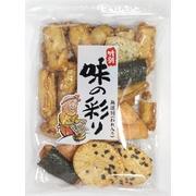 【あられ/おかき・せんべい】味の彩 (220g)