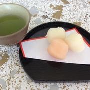 【お餅】 紅白餅 (8ケ)
