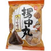 【新商品/せんべい】揚中丸八丁味噌味 (145g)