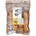 【あられ/おかき】ふくれ焼餅醬油おこげ味 (95g)