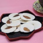 【えびせんべい】 海老煎アーモンド (65g)