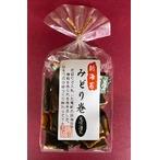 【あられ/おかき】 鬼崎の新海苔みどり巻 (40g)